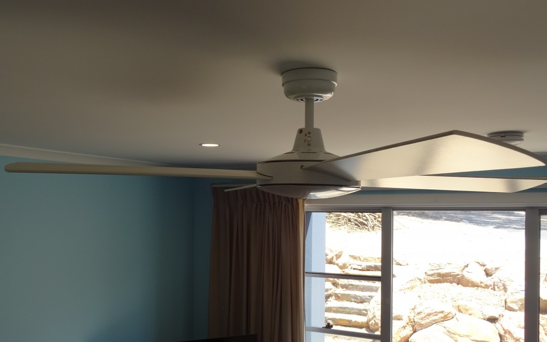 Ceiling Fans to Save Energy Costs