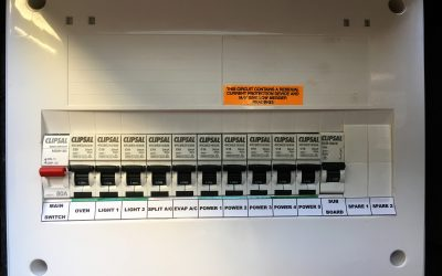 Switch Board Upgrade Adelaide